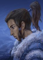 Noatak of Northern Water Tribe by jesterry