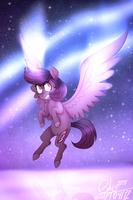 : Star [redraw] : by Serri765