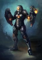 PowerSuit by Showmeyourmoves