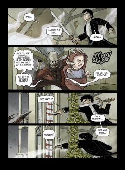 1930: Red Christmas - Page 5 by JuanPei