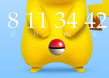 Pokemon X and Y Countdown by Leyto