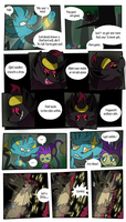 Mission 8: Page 9 (Present) by doodlesANDkyn