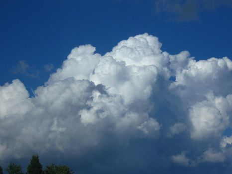 Clouds 4 by MapleRose-stock