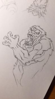 Bigfoot by NathanWest36