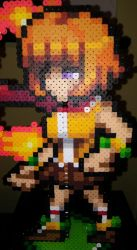 Mai Tokiha (My-HIME) PixelBit art by POPCycled 3 by ShizNat4EVER