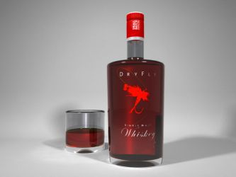 Dry Fly Whiskey Render 1 by Cypher1368