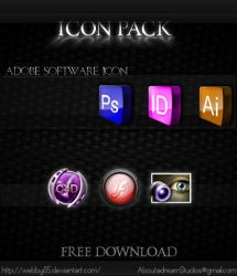 Icon pack Graphic V1 by webby85