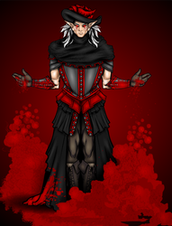 Blood Mage 2 by CandruthHM