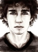 Robert Sheehan by kefirchik