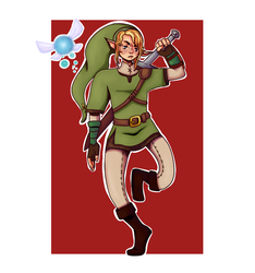 Link by JarteStarr