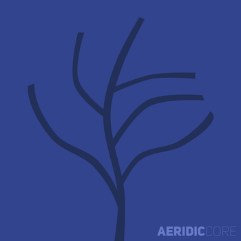 A Tree In The Blue Fog by AeridicCore