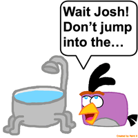 Josh's Bath Time with Roger Part 3 by Mario1998
