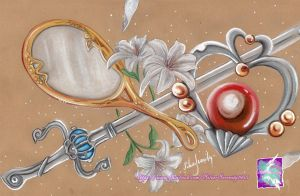 Talismane - Outer Senshi by SilverSerenity1983