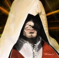 Ezio Auditore. Assassin's Creed 2 by Brennen-Fox