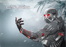 Crysis colored by arok318