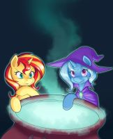 Trixie's Magic Cauldron! by nauth
