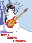 X Mas Card by Ralphious