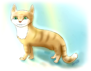 Cat/Fox/or_whatever_that_is_XD by gilbert235