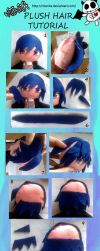 Plush Hair tutorial by nitanita