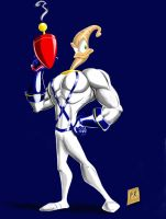 Earthworm Jim by Pyrotech07