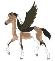 N3579 Padro Foal Design for TheElvenJedi by casinuba