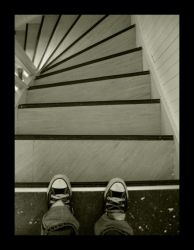i'm about to fall by juliekulie