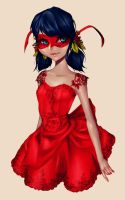 Ladybug by My-Magic-Dream