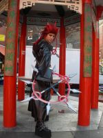 Axel In China Town by KellyJane