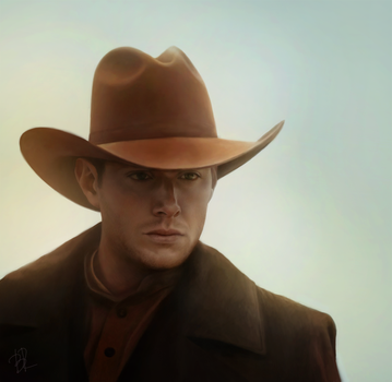 Wild West by Blakravell