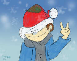 Happy Chris-Mas by QwertyChris
