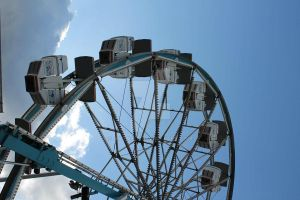 Ferris Wheel - 50th State Fair by Snow323