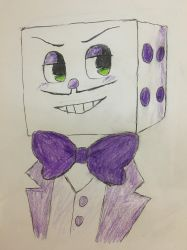 King dice by awesomehero43