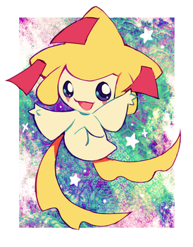 shooting starlight by extyrannomon
