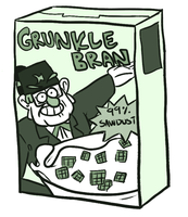 Grunkle Bran by porthead