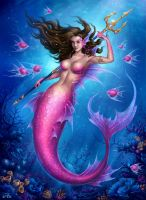 Mermaid by Candra