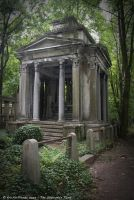 The Silberstein Tomb by EricForFriends