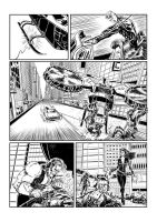Secret Avengers Sample 03 by V4Valerio