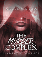 The Murder Complex Fanmade Cover by 4thElementGraphics