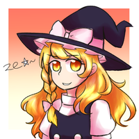 Marisa Icon  by emilyldraws0303