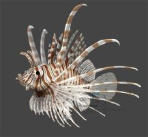 Lionfish by Sinceredir