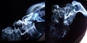 Smoke Stock XIV by Melyssah6-Stock