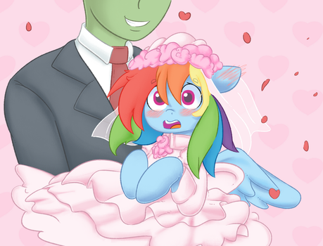 Sketchit's And They Get Married, The End by Adequality