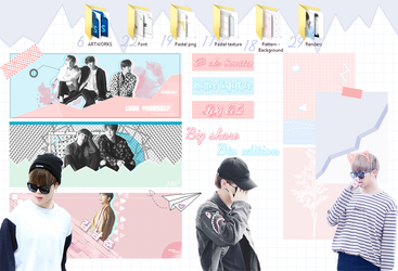 [BIG SHARE] - Bts edition by KinderByuno