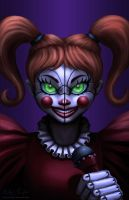 FNaF SL: Baby by BritneyPringle
