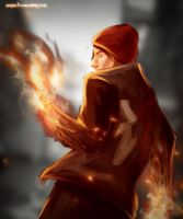 Infamous Second Son by Yahik0
