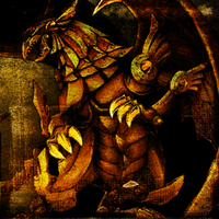.:The Winged Dragon of Ra:. by LivingDeadSuperstar