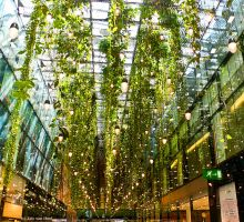 Hanging Gardens and a Million Lights by GobboE