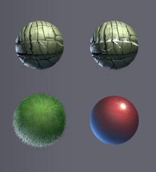 Material Study 1 by dimorali