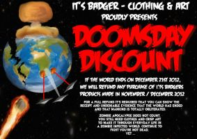 DOOMSDAY DISCOUNT... by ItsBadger