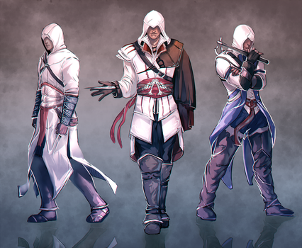 Assassins by moni158